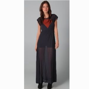 ❤ Wildfox ❤ True Love ❤ Piper ❤ Heart Maxi Dress